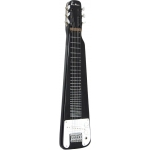 Blue Moon Hawaiian Style Electric Lap Steel Guitar BG-50 in Black (GR55001K)