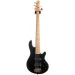 Lakland 5501 5 String Bass, Black, SECONDHAND