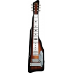 Gretsch G5700 Electromatic Lap Steel, Tobacco