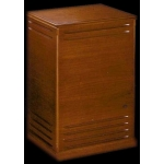 Leslie 122XB Traditional 40 Watt Leslie Speaker In Walnut Cabinet
