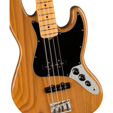 Fender American Professional II Jazz Bass, Roasted Pine