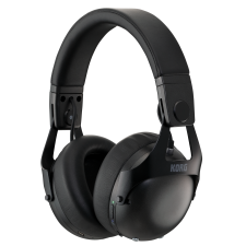 Korg NC-Q1 Noise Cancelling Headphones, Black