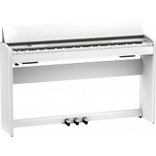 Roland F701 Slimline Digital Piano White