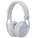 Korg NCQ1 Smart Noise Cancelling DJ Headphones, White