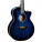 Faith FVBLM Blue Moon Venus Cutaway Electro Acoustic Guitar