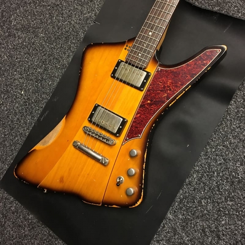 Sandberg Forty Eight, Aged Tobacco Sunburst