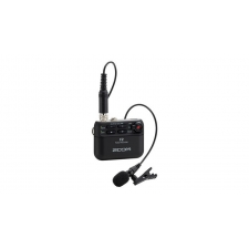 Zoom F2 Field Recorder and Lavalier Mic