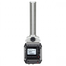 Zoom F1SP Field Recorder with Shotgun Microphone Pack