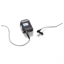 Zoom F1LP Field Recorder with Lavalier Microphone