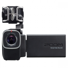 Zoom Q8 Handy Video and Audio Recorder for Musicians