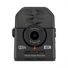 Zoom Q2n4k 4k video Camera for Musicians