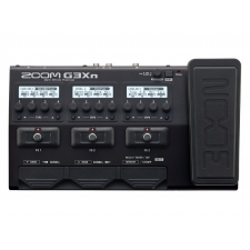 Zoom G3XN Guitar Multi-Effects Processor with Expression Pedal