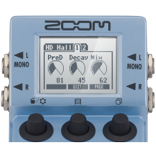 Zoom MS70CDR MultiStomp Multi-Effects Pedal