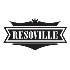 ResoVille	Stamford	MS14 Resonator Guitar, Nickel Finish