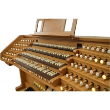 Viscount Sonus Ouverture 4 Manual Classical Organ With 32 Note Pedalboard & Bench