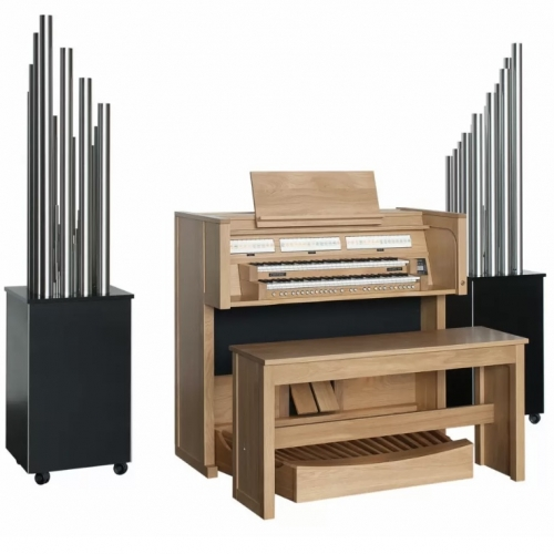 KIENLE Compact Pipe Resonator System (various finishes-organ not included)