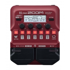 Zoom B1 Bass Multi-Effects Pedals