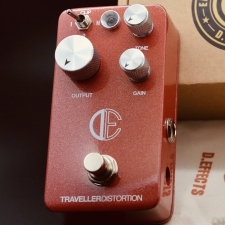 D.Effects DE02 Traveller Distortion Effects Pedal
