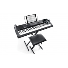 Alesis Harmony 61 MKII 61-Key Portable Keyboard Complete Player Bundle