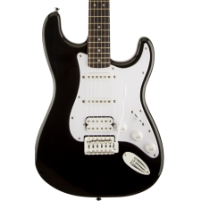 Squier Bullet HSS Stratocaster with Tremolo, Black