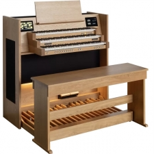 Content Cambiare 312 Hauptwerk Organ with Internal Speakers (UK Spec)