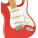 Fender Vintera Road Worn 50s Stratocaster, Fiesta Red