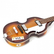 Hofner Ignition Special Edition Violin Bass, Sunburst, HIBBSESB