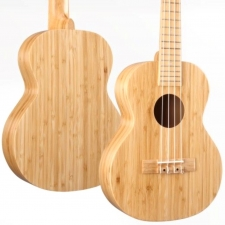 Levin LU70S Soprano Bamboo Ukulele in Natural Satin with 10mm Gig Bag