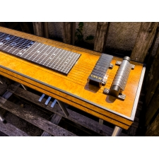 GFI S10SM+ Student Single Neck Pedal Steel in Maple Mica With Hard Case
