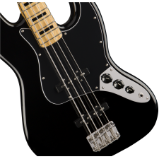 Squier Classic Vibe 70s Jazz Bass, Maple Fingerboard, Black