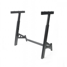 Arena KB-Pro1 Single Tier Professional Keyboard Stand In Anthracite Grey Finish