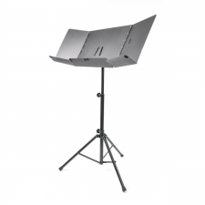 Arena Wide Orchestral Music Stand With Folded Aluminium Desk (MS-ORCH-PRO-WIDE)
