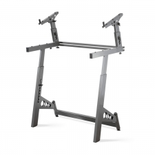 ArenaKB-Pro2 Double Tier Professional Keyboard Stand In Anthracite Grey Finish (Load Capacity 80kg)