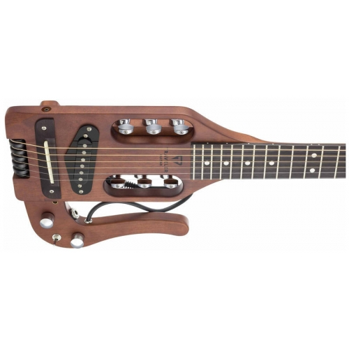 Traveler Guitar Pro Series Electric Acoustic in Antique Brown (TR-PRO-ABNS)