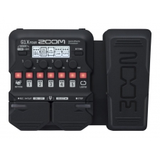 Zoom G1X Four Multi-Effects Pedal with Expression Pedal