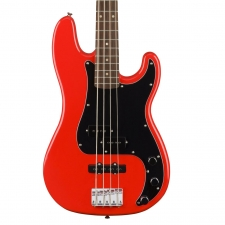 Squier Affinity Precision PJ Bass, Racing Red