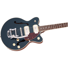 Gretsch G2655T-P90 Streamliner Double-Cut P90 with Bigsby, Two-Tone Midnight Sapphire