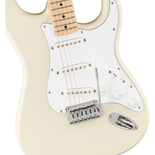 Squier Affinity Series Stratocaster, Olympic White