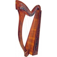 Glenluce 29 String Harp With 24 levers (GR60032)