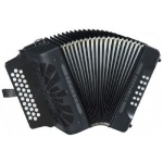 Hohner Compadre 3 Row Diatonic Melodeon