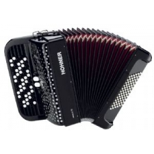 Hohner Nova II 5 Row 72 Bass Chromatic Accordion