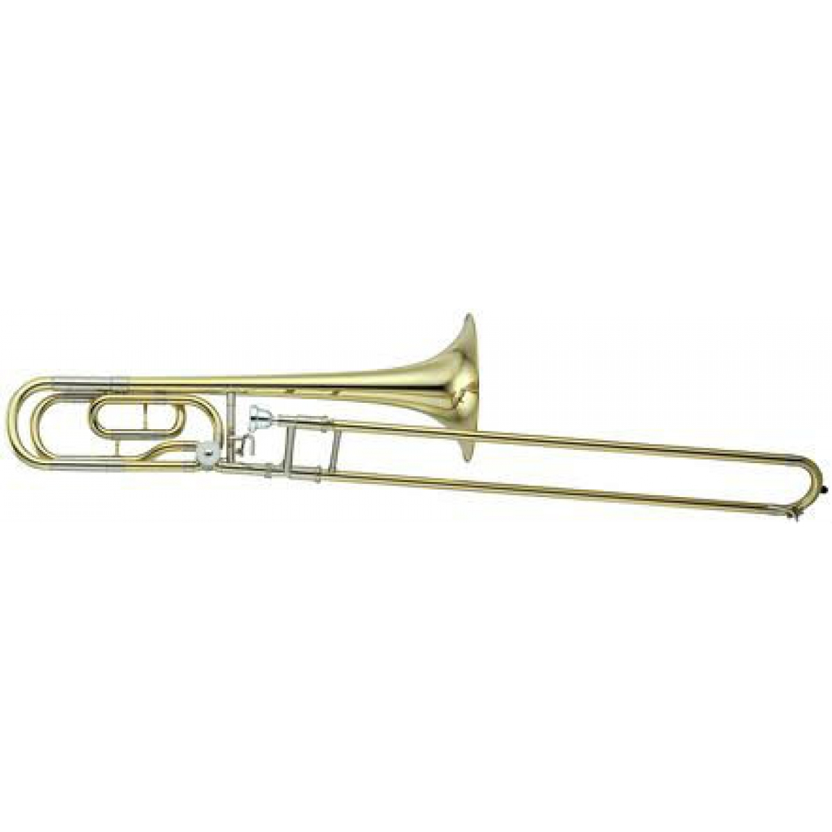 Yamaha ybl620 ge bass trombone outfit at promenade music for Yamaha trombone case
