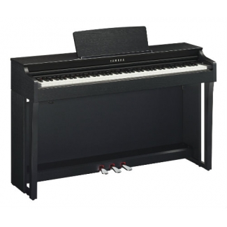 Yamaha CLP625 Clavinova Digital Piano, Black