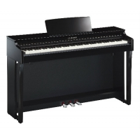 Yamaha CLP625 Clavinova Digital Piano, Polished Ebony