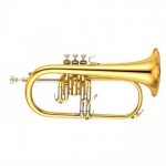 Yamaha YFH631G Bb Flugel Horn with Case & Mouthpiece