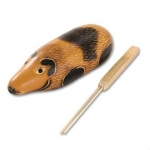 Percussion Plus PP631 Guinea pig Guiro/Shake