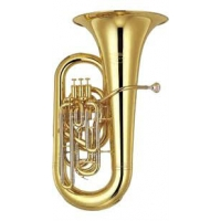 Yamaha YEB632 02 Neo Eb Tuba in Lacquer with Case & Mouthpiece