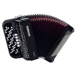 Hohner Nova III 5 Row, 96 Bass Chromatic Accordion