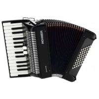 Hohner Bravo II 48 Bass Accordion