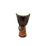 Percussion Plus PP642 Carved Djembe